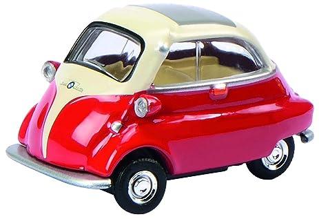 Amazon.com: 1955 BMW Isetta [Schuco 452011900], Red / Beige, 1:64 ...