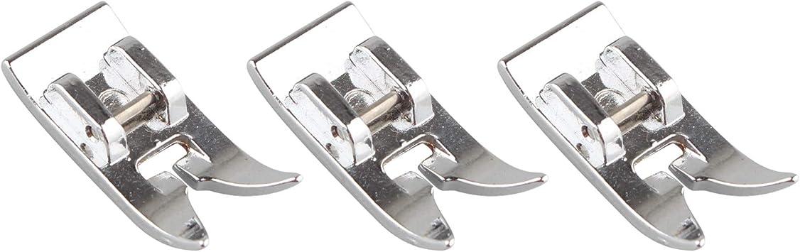 Prensatelas universal para máquina de coser doméstica, 3 unidades ...