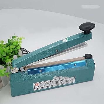 DSHBB Sellador de Bolsas de plástico, sellador Manual de ...