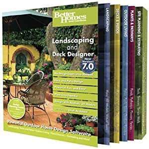 amazon   better homes and gardens landscaping and deck