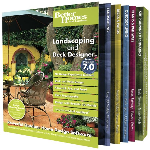 Home Designer Landscape Decks 2014 product image