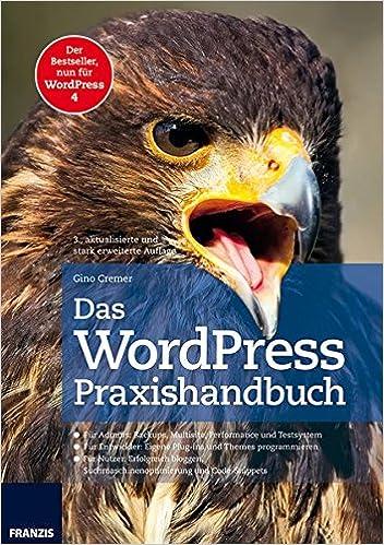 Das WordPress Praxishandbuch lernen
