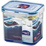 Lock & Lock Classic Stackable Airtight Rectangle Food Container, 850ML