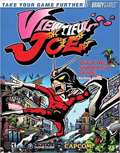 Book Viewtiful Joe Official Strategy Guide (Official Strategy Guides (Bradygames))