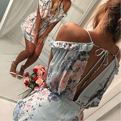 Longwu - Robe sexy - Femme