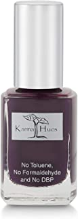 product image for Karma Organic Natural Nail Polish-Non-Toxic Nail Art, Vegan and Cruelty-Free Nail Paint (BOWERY AFTER DARK)