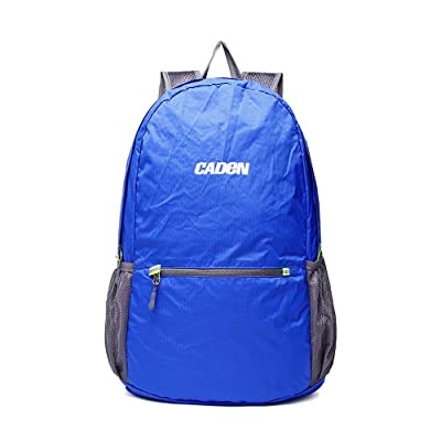 Lixada 30L Superior Nylon Backpack Outdoor Packable Bag Camping Backpack Foldable Bag for Mountaineering Hiking Fishing Traveling Cycling Skiing