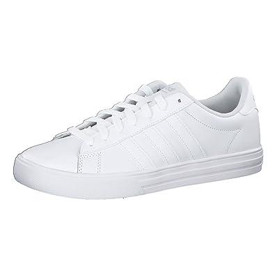 timeless design b2c69 88736 adidas Men s Daily 2.0 Fitness Shoes, White Ftwbla Gridos 000, ...