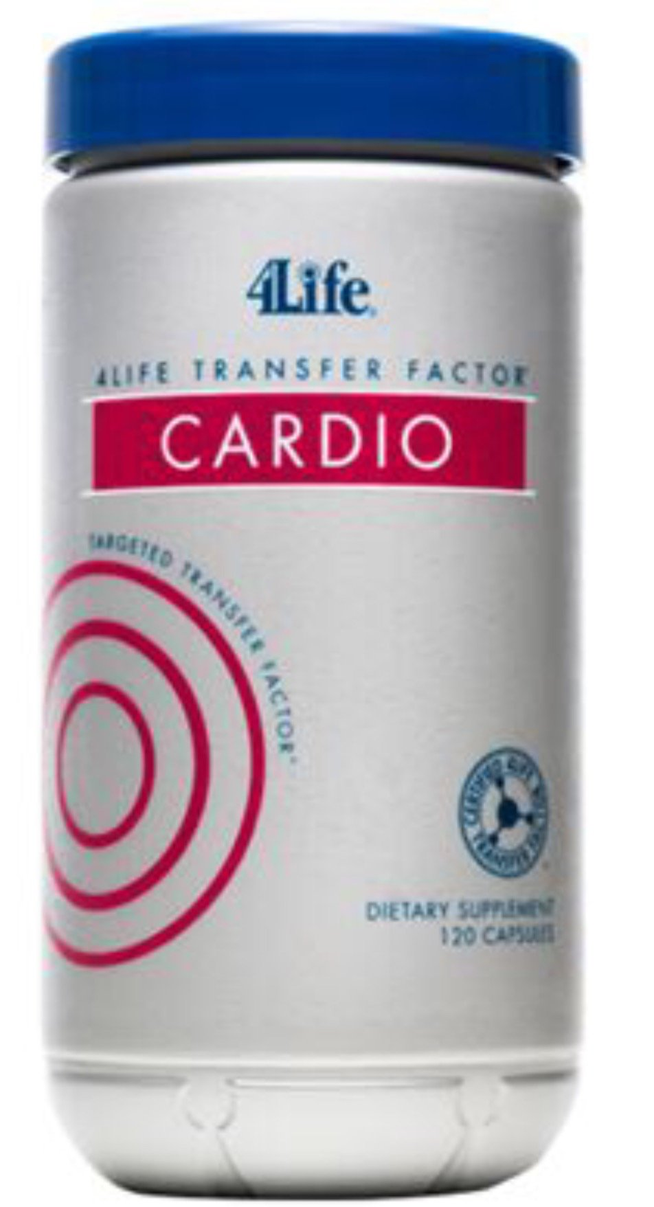 4Life Transfer Factor Cardio by 4Life - 120 ct/bottle