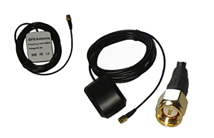 UpBright Antena GPS Alpine IVA-W203 IVA-W205 IVA-W205F IVA ...