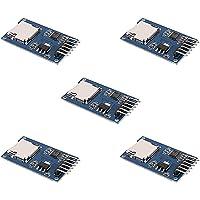 Electrely Módulo de Lector de Tarjetas Micro SD
