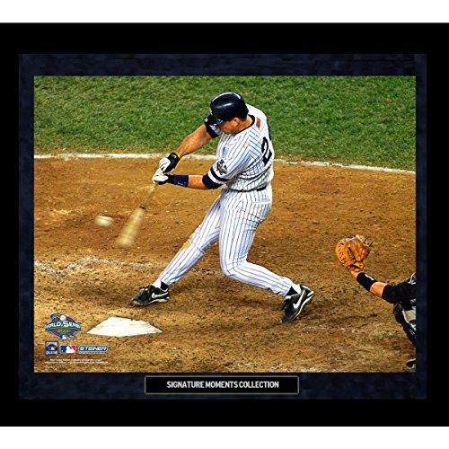 - Tino Martinez 1998 World Series Grand Slam Framed Golden Moments 16x20 Photo