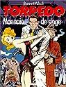 Torpedo, tome 8 : Monnaie de singe par Sánchez Abulí