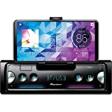 Single-DIN in-Dash Mechless Smart Sync Receiver with Bluetooth (Tamaño: 10.70in. x 9.00in. x 4.10in.)