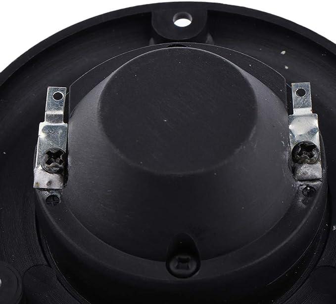 1Pair 85mm Audio Speakers Tweeter Piezo Treble Piezoelectric Speaker