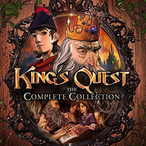 king quest ps3 - 3