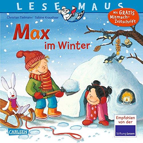LESEMAUS, Band 63: Max im Winter