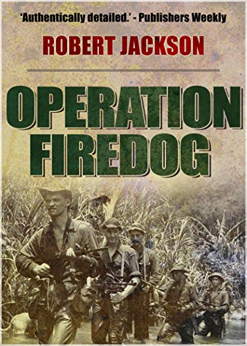 Operation Firedog (Yeoman Series Book 9)