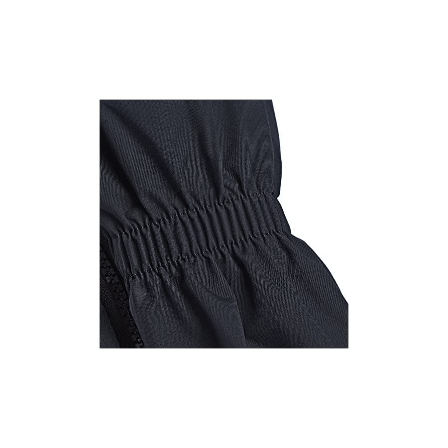 RUNACC Waterproof Shoes Cover Closure Leg Gaiters Dirtproof Leggings Cover for Hiking, Walking and Climbing, Black