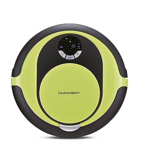 Cleanbot R720 - Robot aspirador, color verde