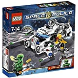 LEGO - 5971 - Jeu de construction - Space Police - Le transport des lingots d'or