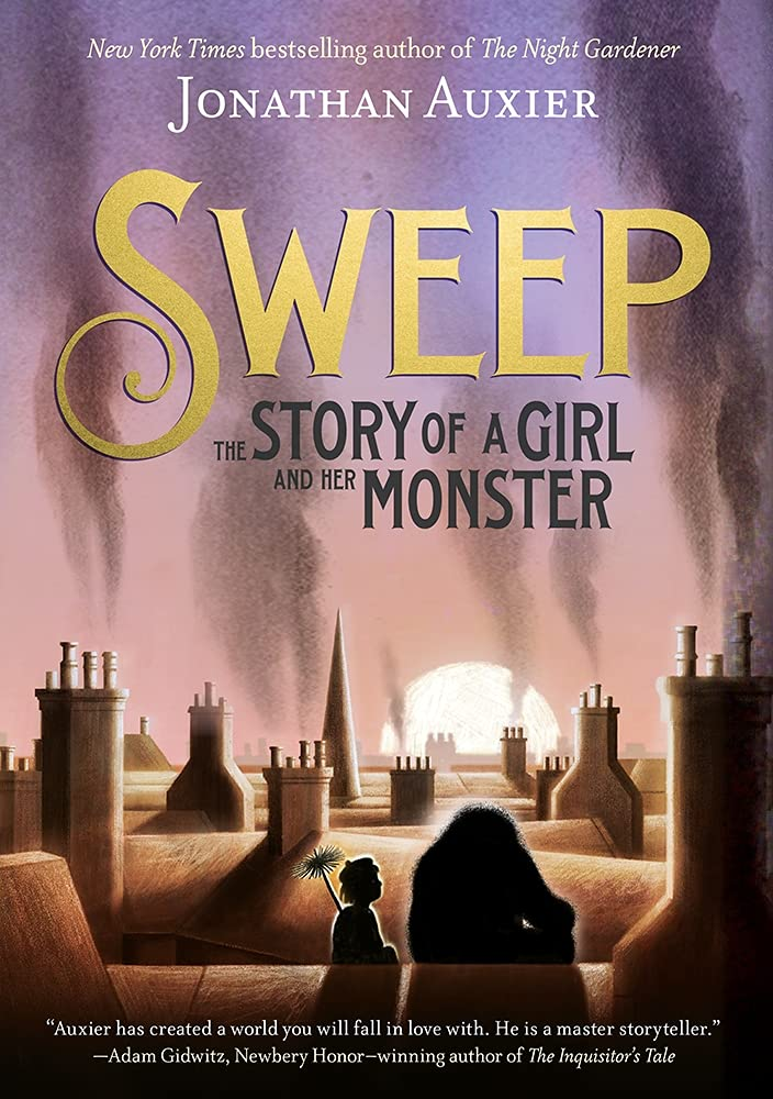 Sweep: The Story of a Girl and Her Monster: Auxier, Jonathan:  9781419731402: Amazon.com: Books
