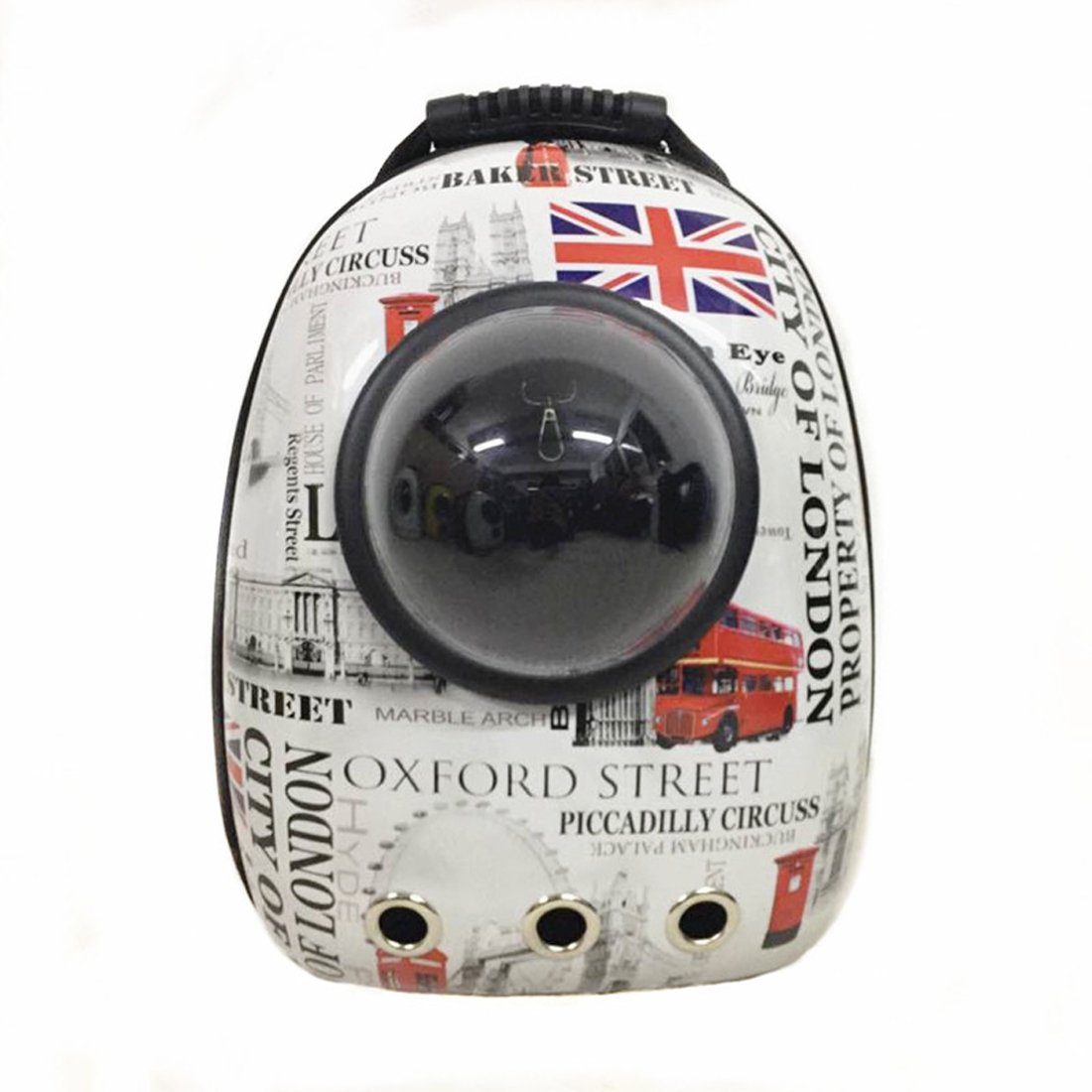 Pet Portable Carrier Bubble Backpack Pet Carriers Innovative Traveler for Cats Dogs Space Capsule Backpack