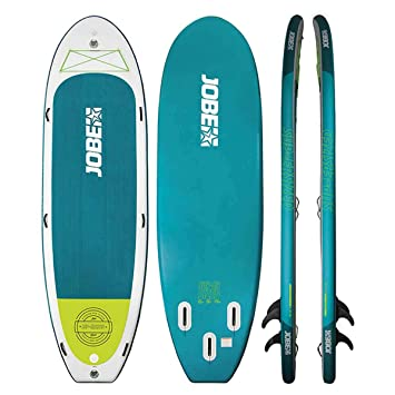 Jobe SUPersized SUP Board 15.0 Inflatable Paddle Board Package 2018: Amazon.es: Deportes y aire libre