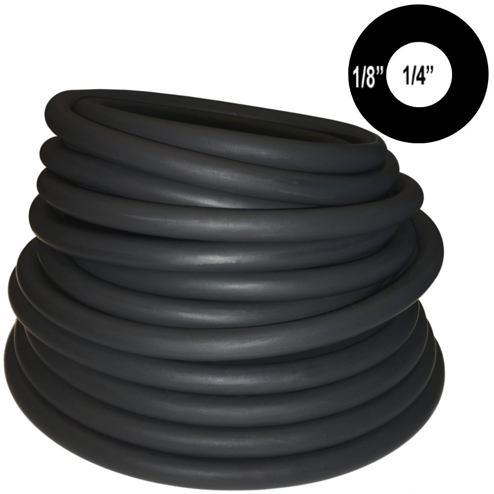 Spearit 1/2 OD 1/4 ID LATEX TUBING (808) 30 FT by Spearit