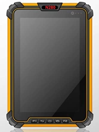 Amazon com: N280 IP67 Industrial Android 5 1 Based Tablet