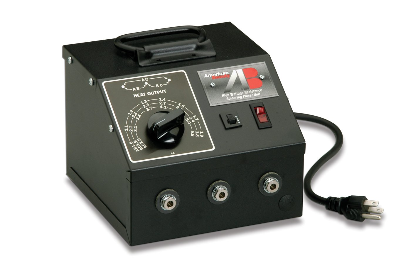 American Beauty 105C1 Selectively-Variable Resistance Soldering Power Unit, 1800 Watt