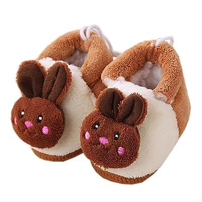 Mignon Newborn Baby Boy Chaussures Filles Chaussons Toddler Infant  Chaussures de marche Douche Cadeau Bébé a6c9d402d5e