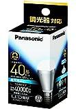 パナソニック LED電球 E17口金 電球40W形相当 昼光色相当(6.4W) 小形電球・下方向タイプ 調光器対応 密閉形器具対応 LDA6DE17D