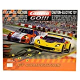 Carrera Go!!! GT Competition Slot Racing System (Porsche & Corvette)