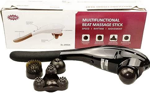Massageador Portátil Sem Fio Wireless Touch - Bivolt