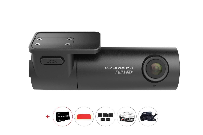 BlackVue DR590W-1CH Single Channel WiFi Dash Cam