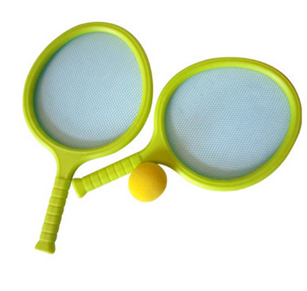Panda Superstoreテニスバドミントンラケットセットベビーテニスラケットラケット子供おもちゃ B07CDQZ9T5