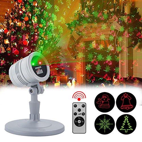 LED Projector Lights, Christmas Laser Light LED...