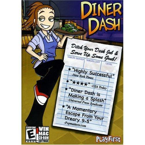 Diner Dash - PC/Mac (Dash Pc Games)