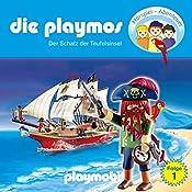Der Schatz der Teufelsinsel (Die Playmos 1) | Simon X. Rost, Florian Fickel