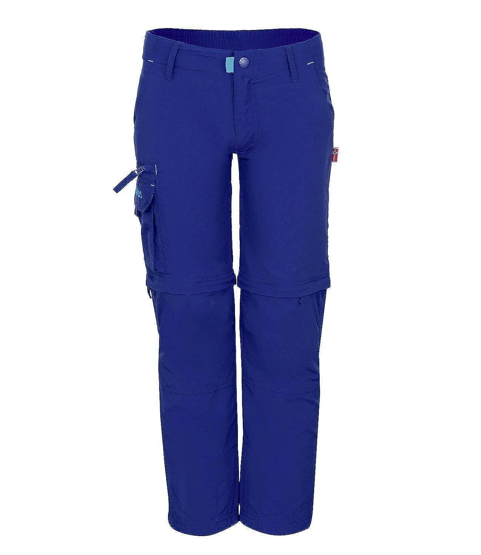 Color Trollkids Pantalones Zip-Off de Secado r/ápido Oppland