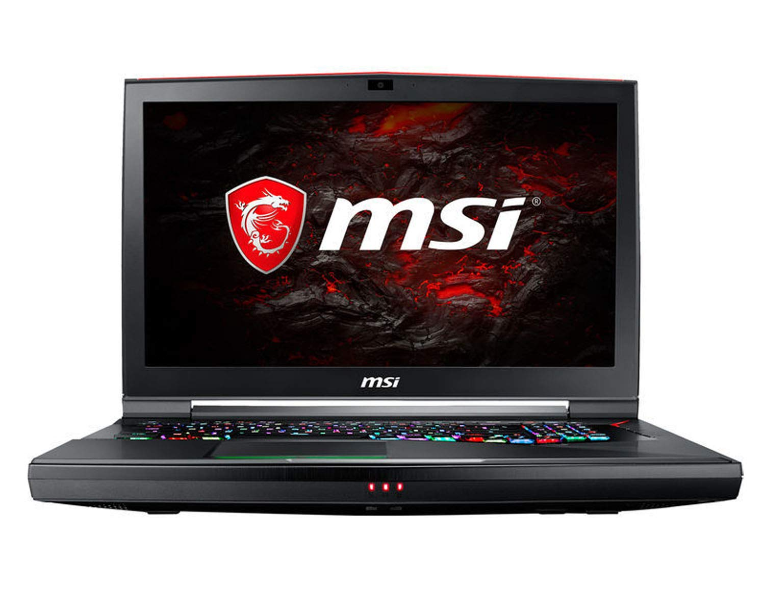 全国宅配無料 MSI 3ms, GT75 SSD, Keyboard, TITAN-015 Gaming and Business Laptop (Intel 8th Gen i7-8750HK 6-Core, 16GB RAM, 1TB HDD + 512GB Sata SSD, 17.3