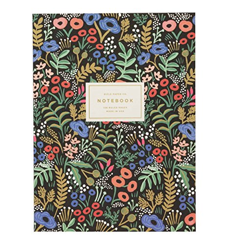 Rifle Paper Tapestry Memoir Notebook