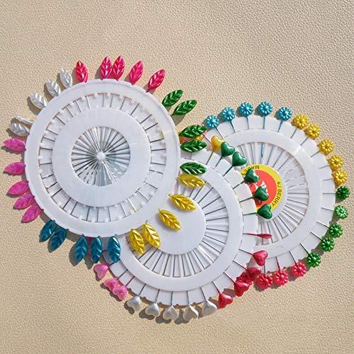 - Sewing Needles - Diy 5 5cm Long Cute Mixed Heart Shape Positioning Pin Craft Sewing Pins Cases 150pcs Set - Brother Machine Bulk John Organizer Industrial Threading Burlap Ball Self