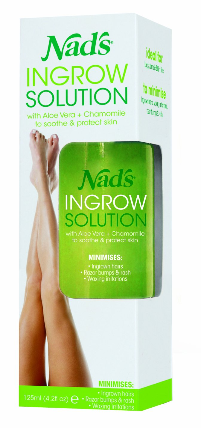 Nad's Hair Removal Ingrow Solution, 125ml Sue Ismiel and Daughters 1575