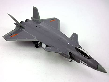 Amazon com: 6 Inch Chengdu J-20 Chinese Fighter 1/144 Scale Diecast