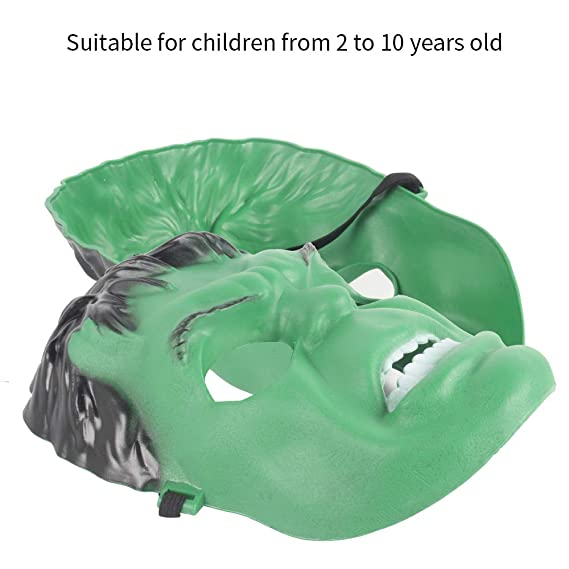 Amazon.com: Máscara de Halloween para niños, máscara de ...