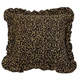 HiEnd Accents San Angelo Leopard Print Pillow