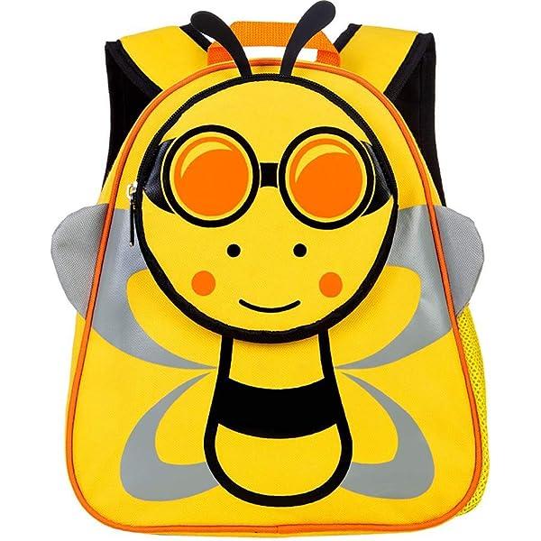 Dinosaur Backpack T-Rex Waterproof School Bag Boy Girl Cartoon Kindergarten WT