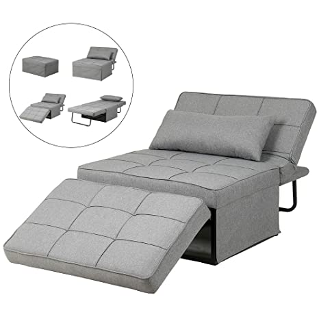 Strange Amazon Com Diophros Folding Ottoman Sleeper Guest Bed 4 In Camellatalisay Diy Chair Ideas Camellatalisaycom